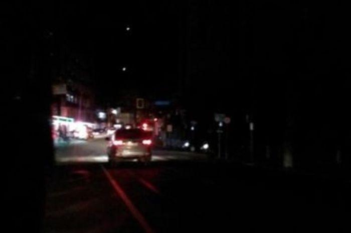 Apagão deixa cidades do Cariri Paraibano sem energia