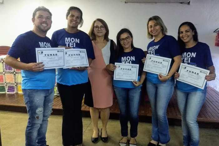 Professores de Monteiro concluem cursos de aperfeiçoamento na prática pedagógica
