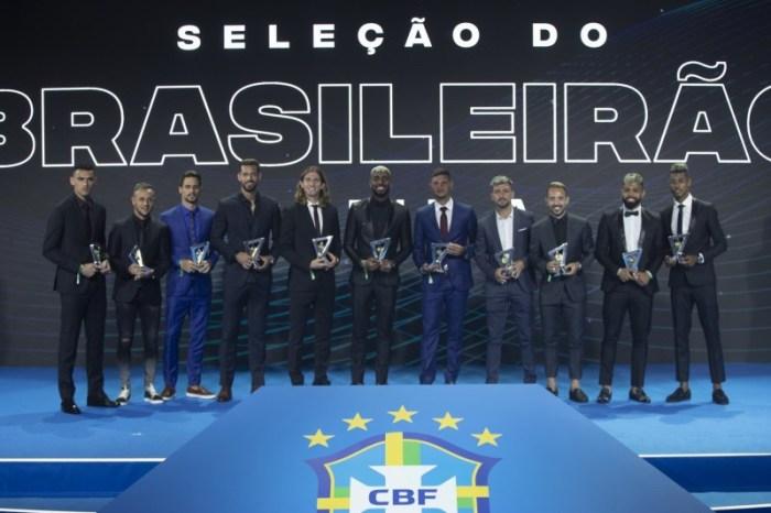 Santos é escolhido melhor goleiro do Brasileirão de 2019