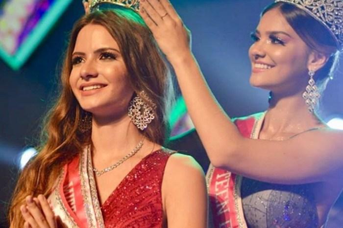 Paraibana é eleita primeira Miss Teen Brasil Universe