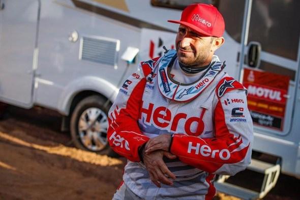 Piloto português morre durante 7ª etapa do Rally Dacar 2020