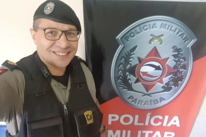 MOÍDOS DA REDAÇÃO: Capitão Cláudio é promovido por merecimento ao posto de Major da PM
