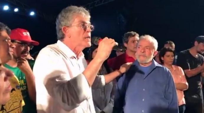 MOÍDOS DA REDAÇÃO: PSB nacional pode pedir expulsão de Ricardo Coutinho do partido
