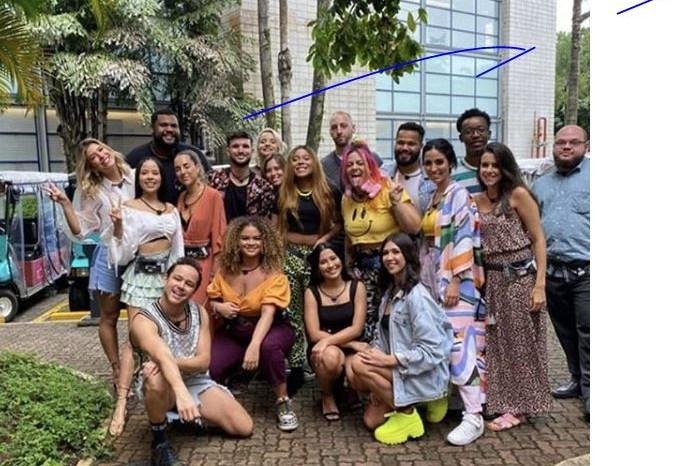 Influenciadores apresentam casa do reality show BBB20 ao público