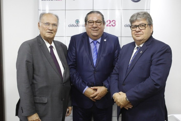 João Azevêdo anuncia filiação ao partido Cidadania
