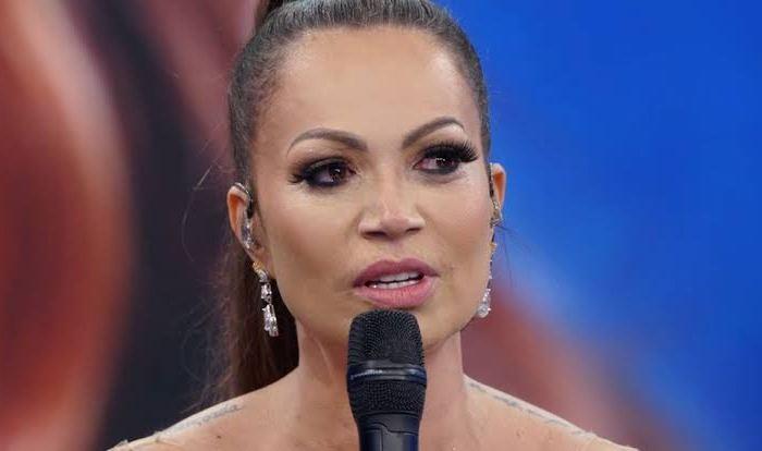 No domingão, Solange Almeida fala sobre preconceitos que sofreu