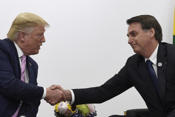 EUA entregam carta com apoio para entrada do Brasil na OCDE