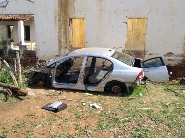 Ação integrada prende na região do Cariri quadrilha de furto e desmanche de veículos