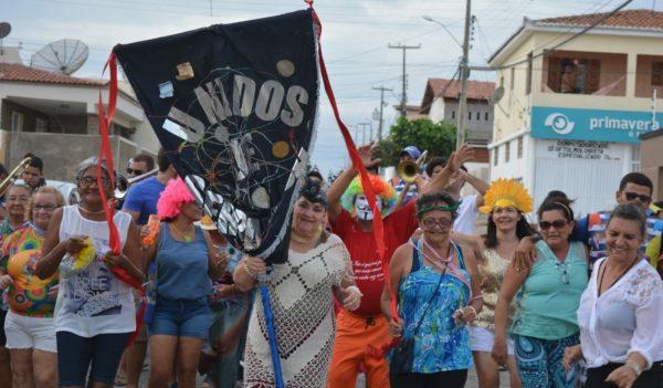 Serra Branca terá carnaval de rua com os tradicionais blocos, desfiles e shows na praça