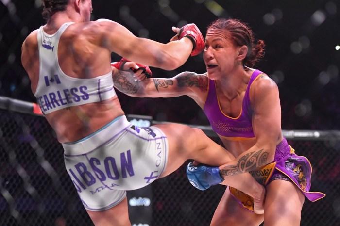 Cris Cyborg conquista cinturão e completa grand slam do MMA