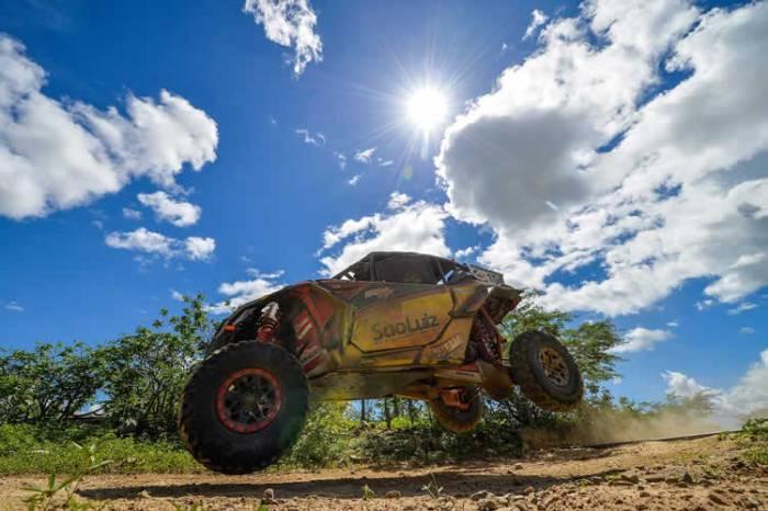 Brasileiro de Rally Cup começa com tudo na Paraíba