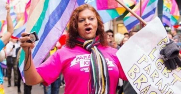 Morre, aos 57 anos, ativista Fernanda Benvenutty; políticos lamentam