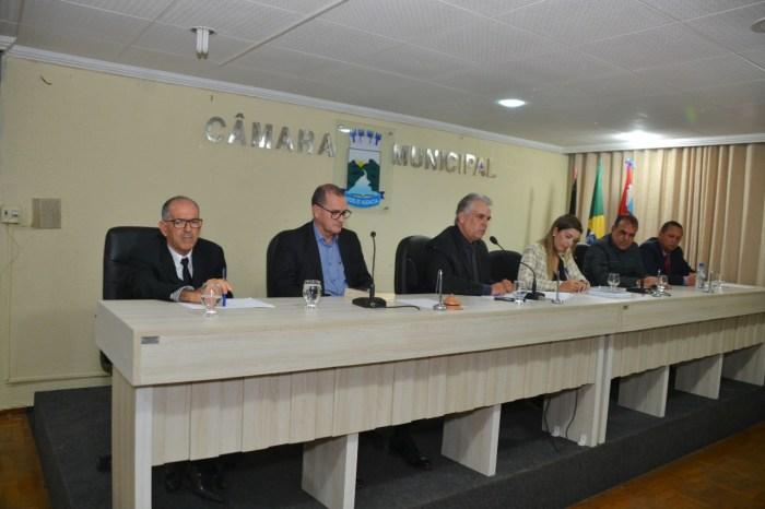 Com mensagem do Executivo, Câmara de Monteiro abre os trabalhos legislativos de 2020