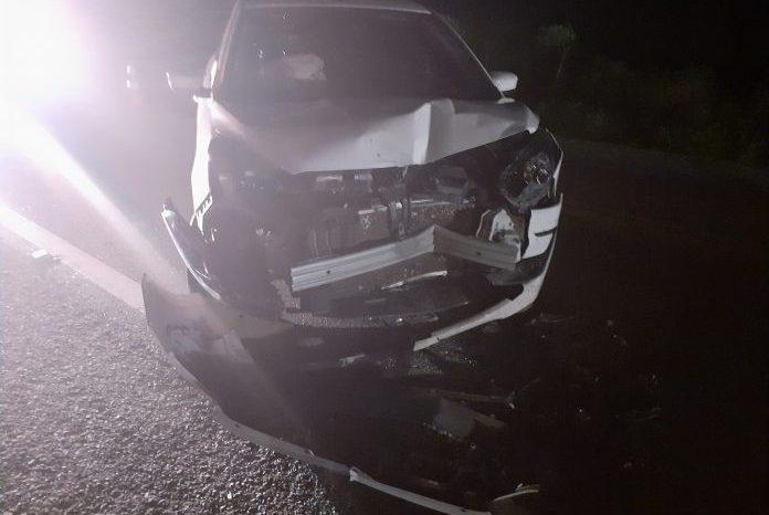 Carro invade contramão e provoca acidente em juazeirinho envolvendo carro de Prefeitura