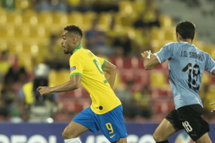 Brasil sub-23 empata e complica caminhada rumo a Tóquio-2020