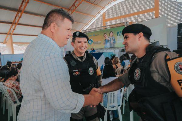 Prefeitura de Boa Vista implanta PROERD em parceria com a Polícia Militar da Paraíba