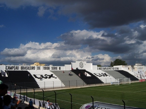 Estádio Presidente Vargas, do Treze, é liberado para o Paraibano