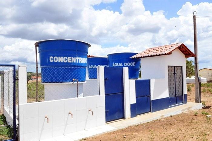 """""""Mais Água no Campo"""": Mais 80 Famílias serão beneficiadas com dessalinizador em Monteiro"""