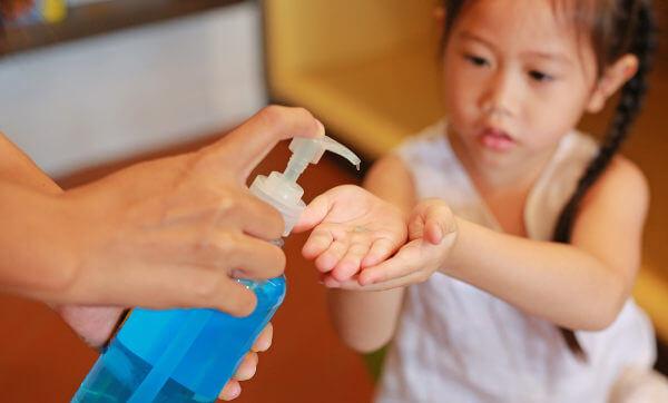 Alunos da PB receberão material de higiene contra Coronavírus