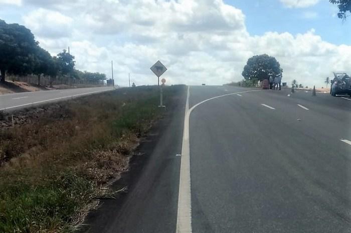 Trânsito na BR-230, na altura do Cajá, é desviado a partir desta quarta