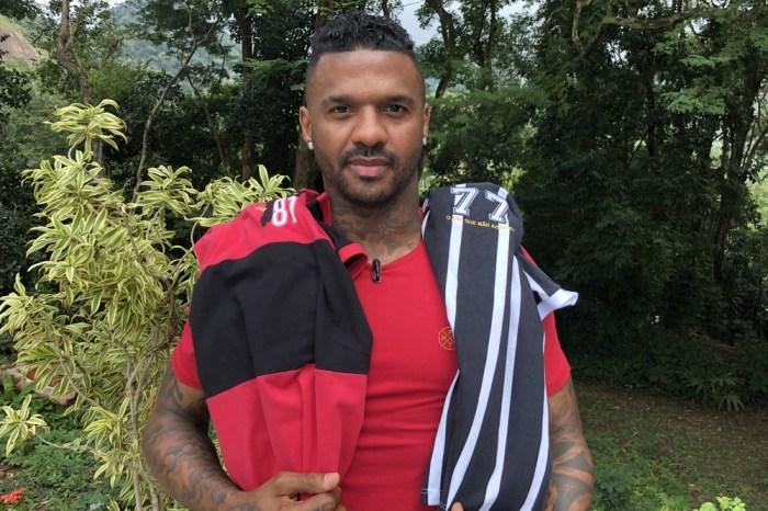 Botafogo-PB volta a negociar com o goleiro Felipe, ex-Flamengo