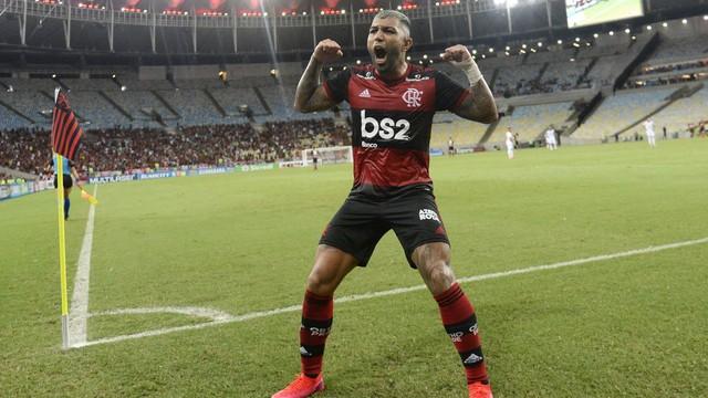 Gabigol não se recupera e aumenta lista de desfalques do Flamengo