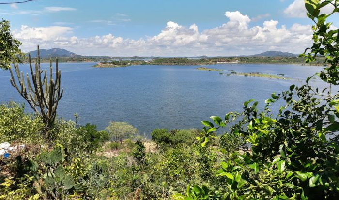 Açude de Boqueirão continua subindo o seu nível de água e ultrapassa os 62%