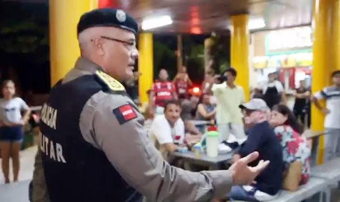 MOÍDOS DA REDAÇÃO: Com isolamento obrigatório na PB, PM fechará bares e restaurantes