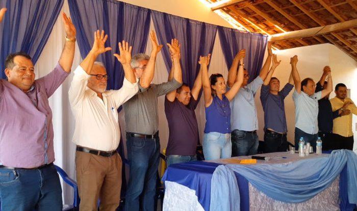 Onildo se filia ao PSD para disputar Prefeitura de São Domingos do Cariri