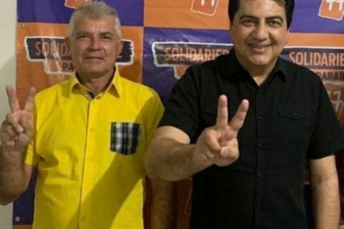 MOÍDOS DA REDAÇÃO: Pré candidato a vice-prefeito de São João do Tigre filia-se ao SD