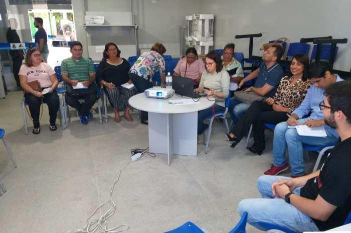 Éden se reúne com Conselho Municipal da Saúde traçar estratégias contra o coronavírus