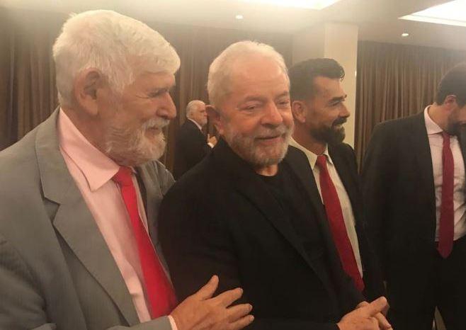 Lula quer que Luiz Couto represente PT na majoritária na Capital
