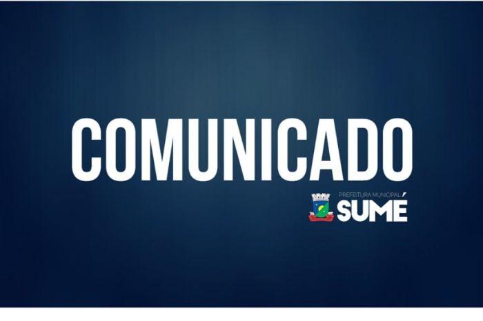 Com o objetivo de evitar aglomerações, município de Sumé adere ao Decreto estadual COVID-19