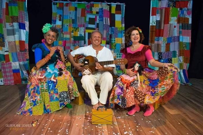Aniversário do Teatro Santa Catarina programação diversificada