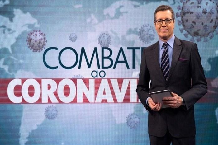 Combate ao Coronavírus aumenta audiência das manhãs da Globo