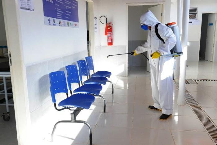 Secretaria de Saúde de Monteiro segue com medidas para conter a propagação do Covid no município