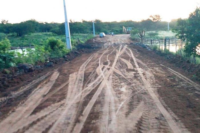 Prefeitura segue realizando manutenção de estradas e beneficia mais comunidades