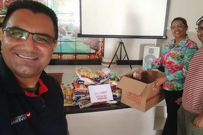 Igreja Universal em parceria com Prefeitura de Monteiro beneficiam famílias menos favorecidas