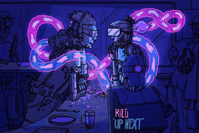 Rieg lança 'Up Next', primeiro single do Nomad Soul