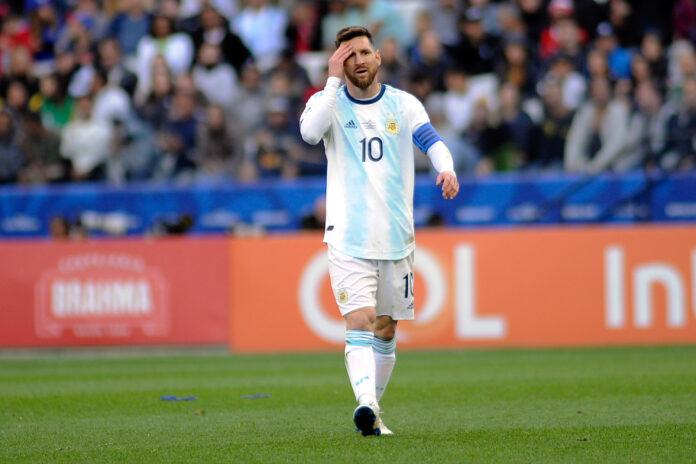 Messi revela preocupações com o futebol na temporada de 2020