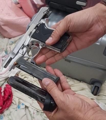 PF prende suspeito de integrar quadrilha que realizou assaltos em agências dos Correios no Cariri