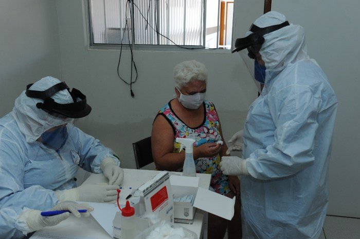 Monteiro tem quase 90% de pacientes recuperados dos casos positivos de Covid-19
