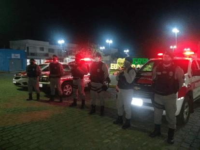 Polícia Militar realiza operação Cidade Segura em Monteiro, Sumé e Serra Branca