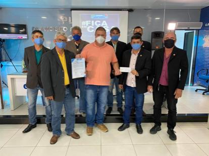 Câmara de Boa Vista realiza doação de R$ 35 mil reais à administração municipal em prol do combate ao coronavírus