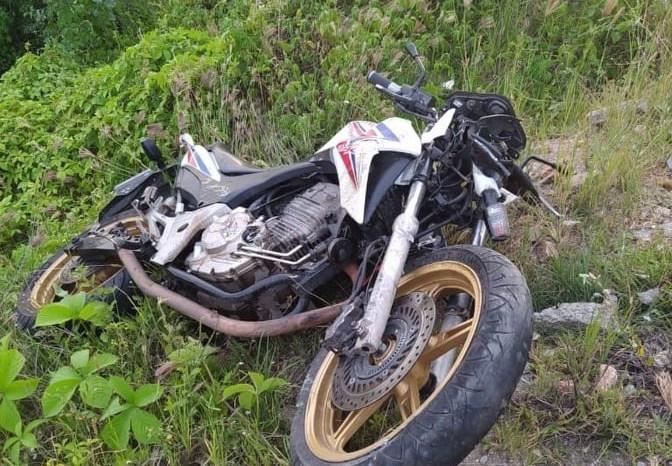 Serra-branquense morre em acidente de moto entre Boa Vista e Campina Grande