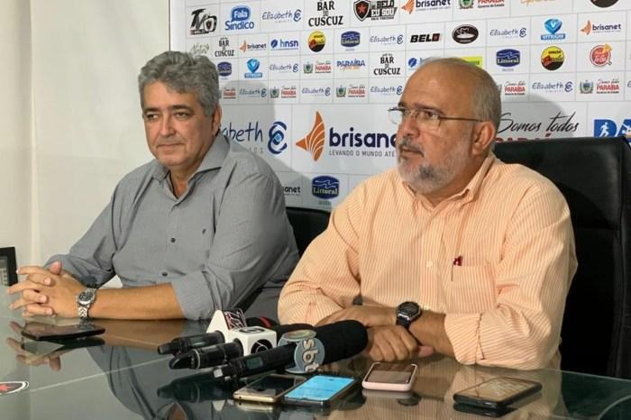 Novo técnico: Botafogo-PB prefere segurar as finanças do clube