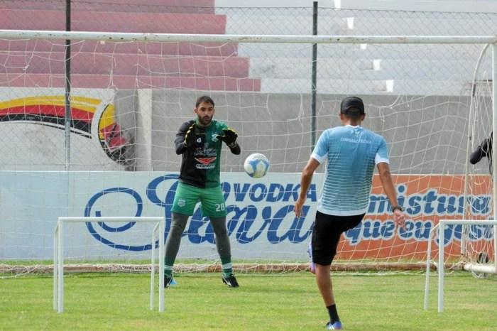 Nacional de Patos já monitora jogadores que pretende repatriar