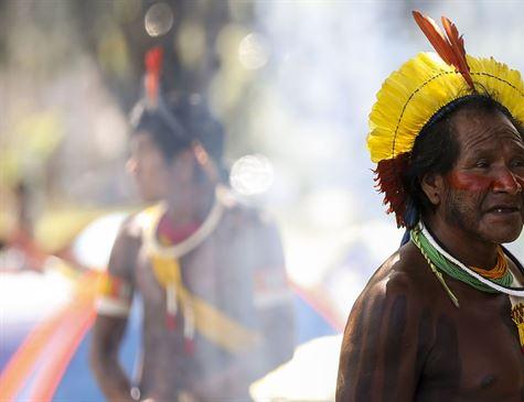 Covid-19 já alcançou 38 povos indígenas no Brasil