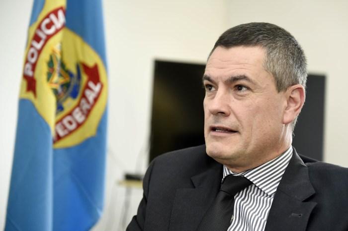 Ex-diretor da PF depõe sobre acusações de Moro a Bolsonaro