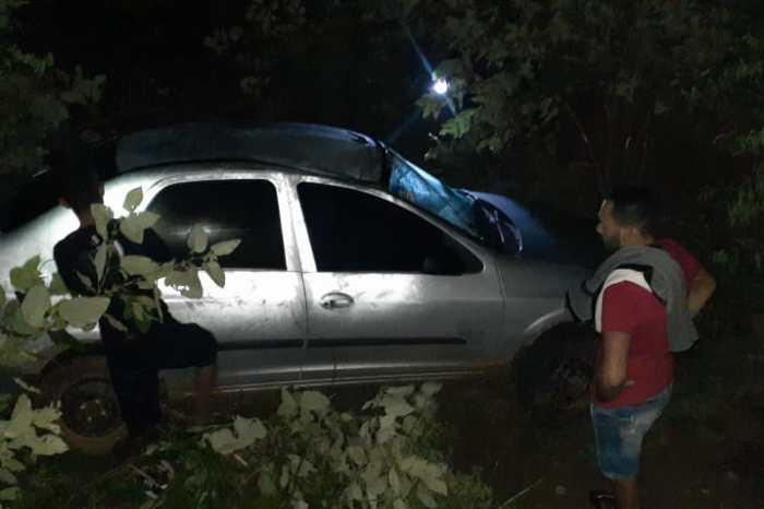 MOÍDOS DA REDAÇÃO: Vereador monteirense sofre acidente na PB-264